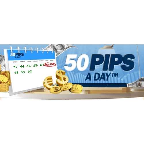 50 pips a day forex